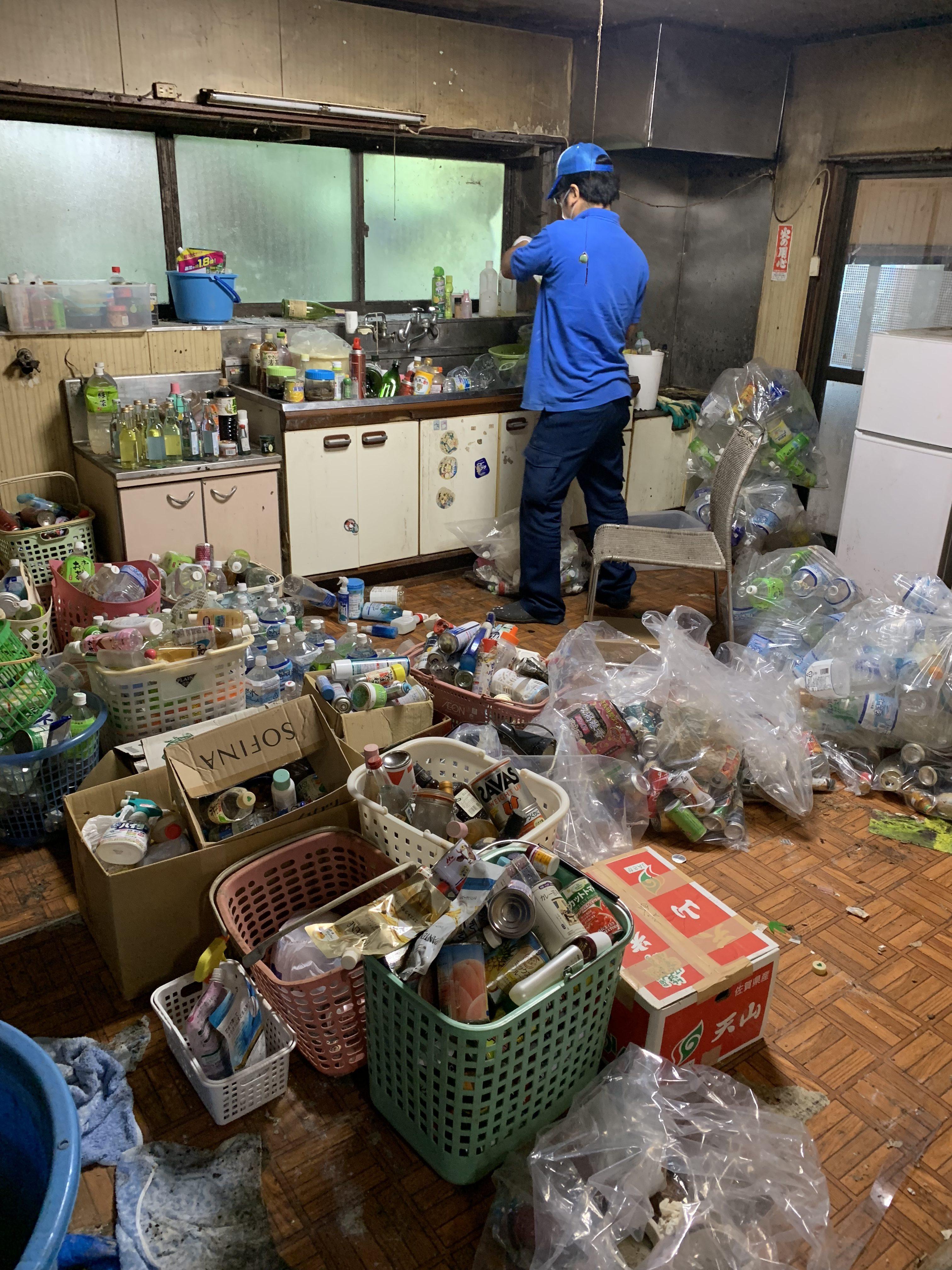 千葉県ゴミ清掃  3日目