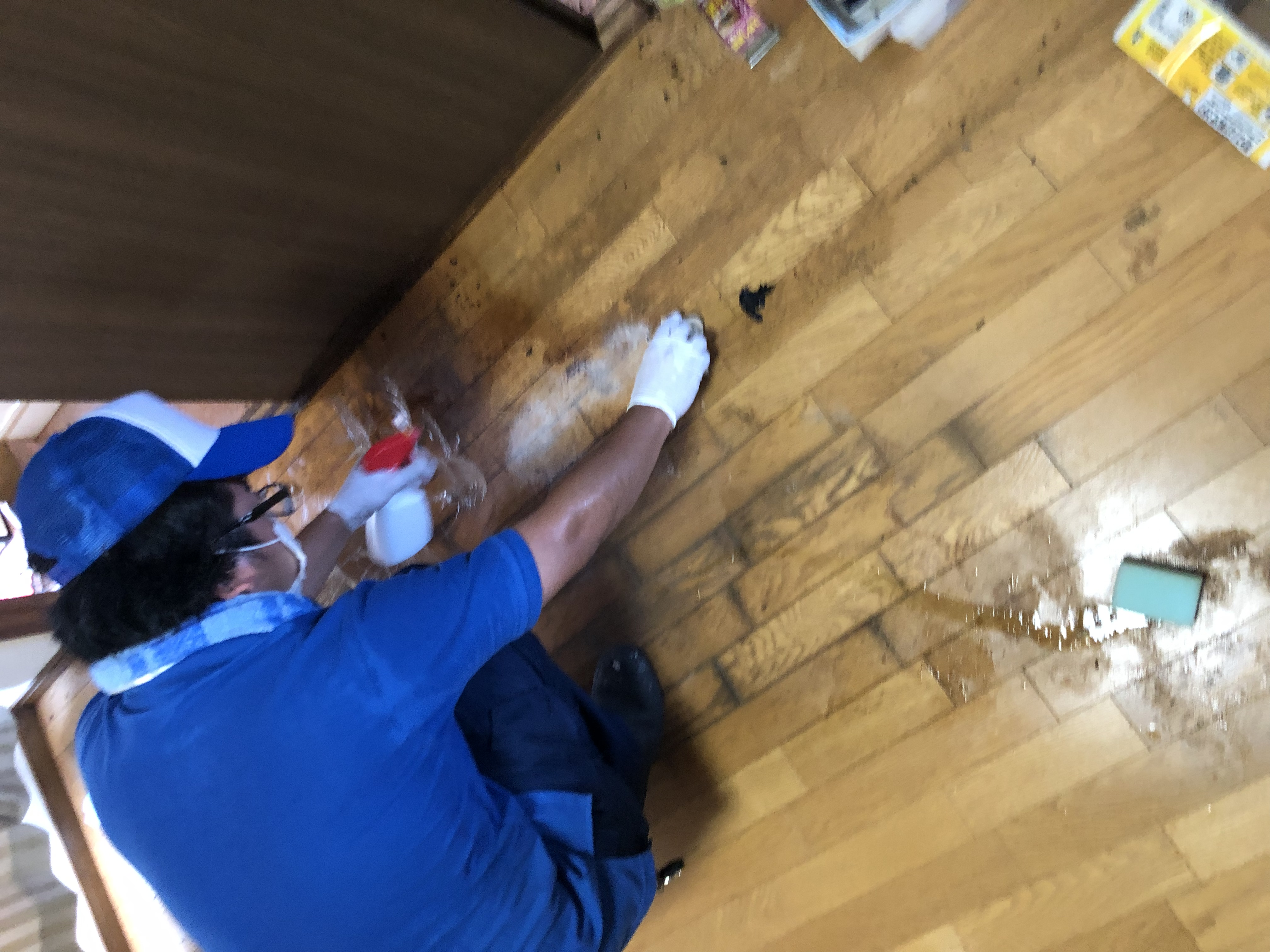 三重県 特殊清掃 その1