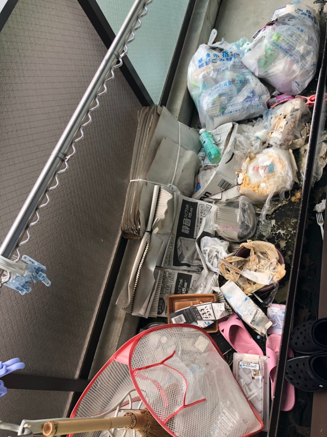 滋賀県 ゴミ清掃