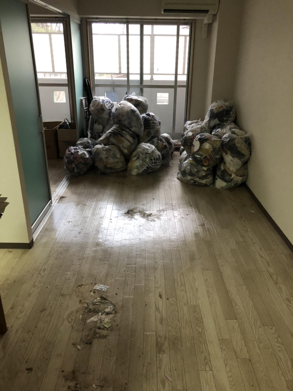 大阪府【ゴミ清掃】