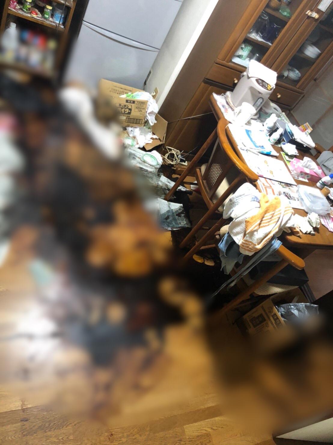 広島県 特殊清掃①