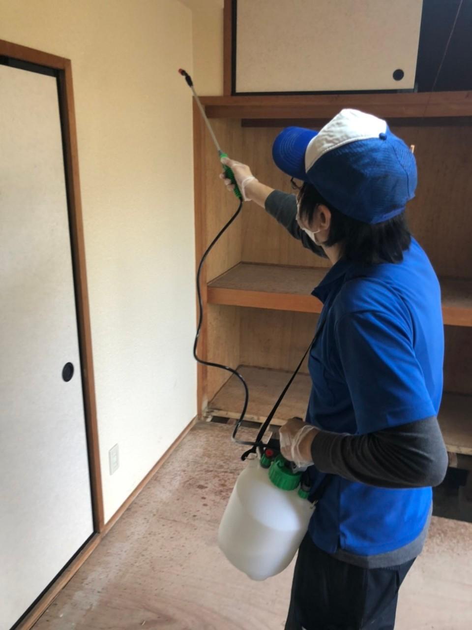 関東 特殊清掃 ②