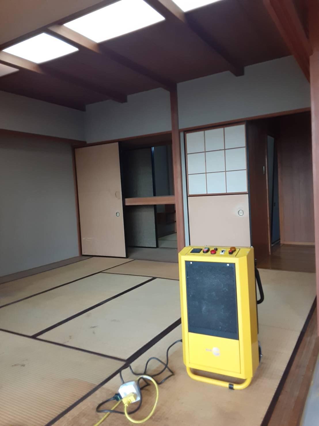 静岡県 特殊清掃7