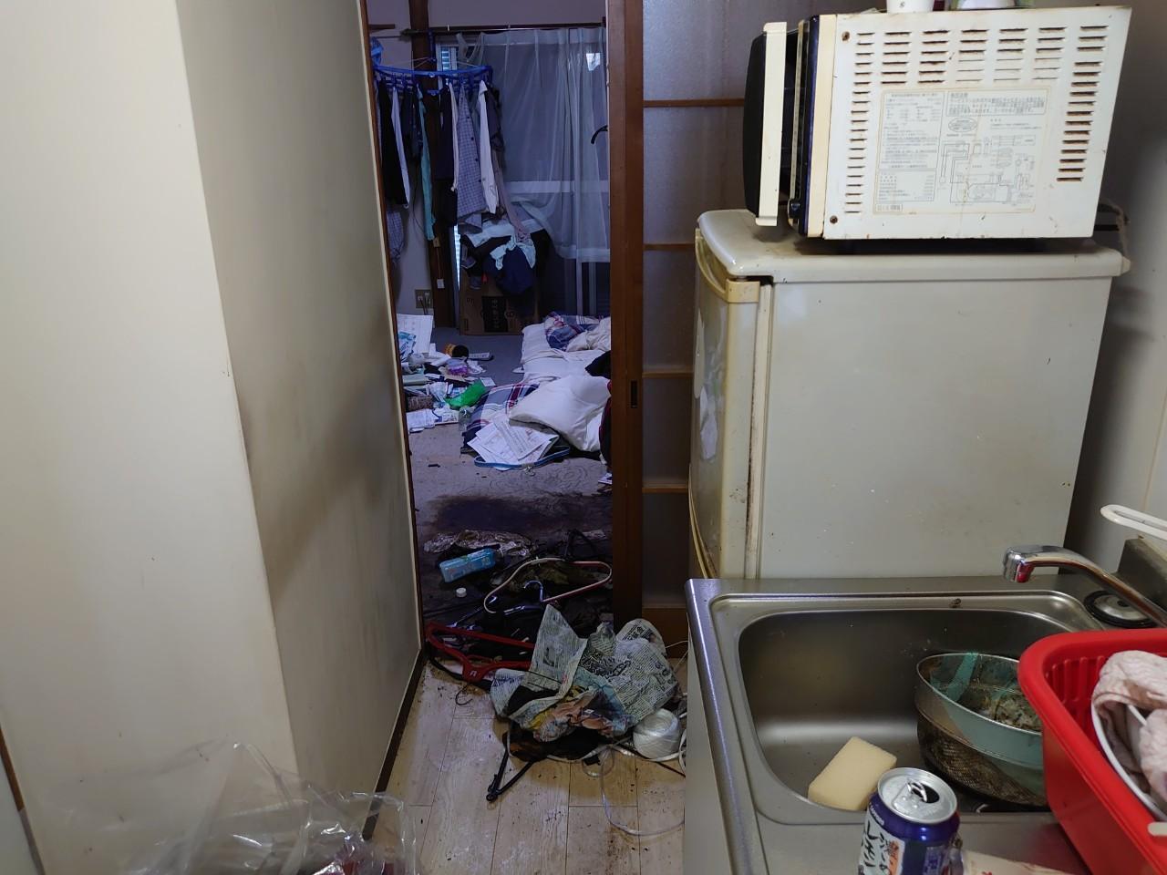 神奈川県 特殊清掃1