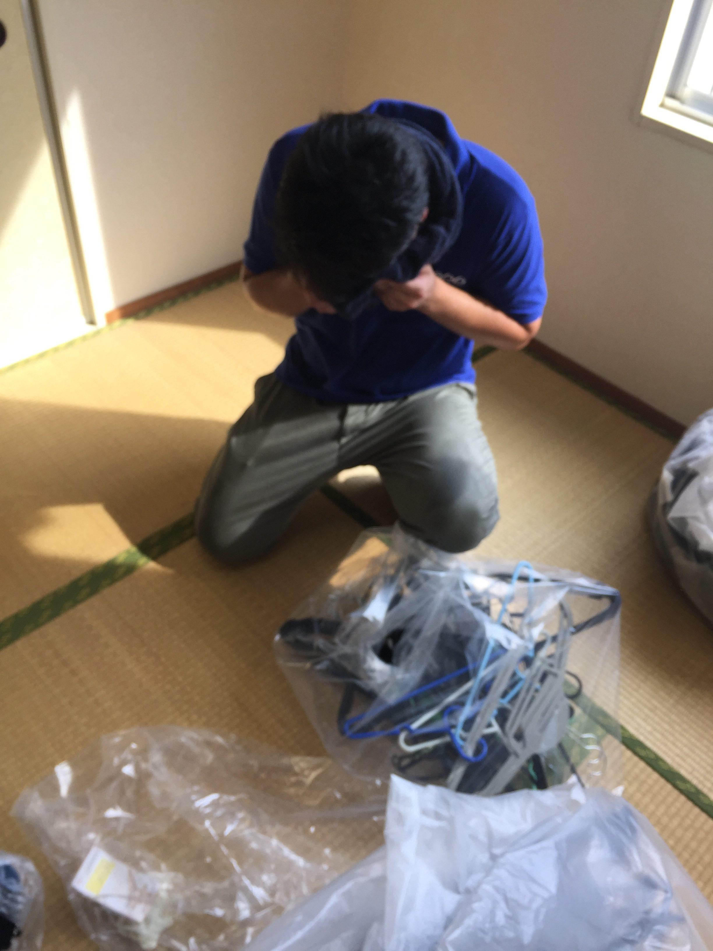 横須賀市 特殊清掃 水分補給しましょう