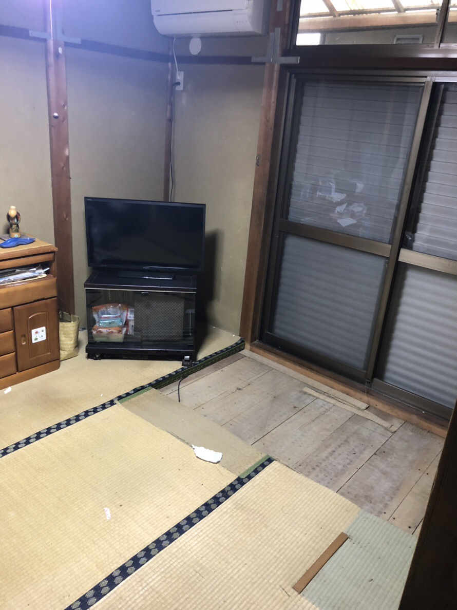 京都府 【特殊清掃】