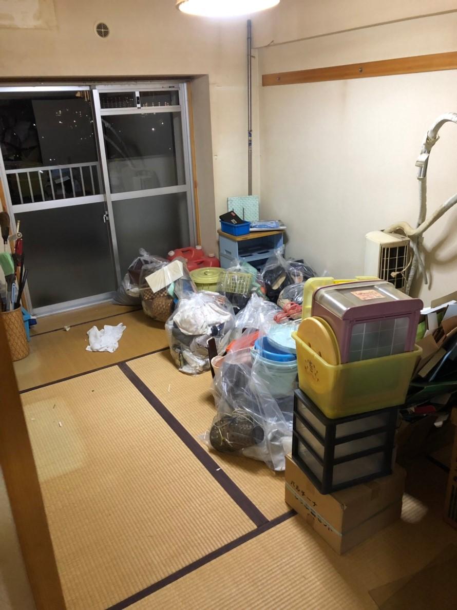 東京都 【遺品整理】