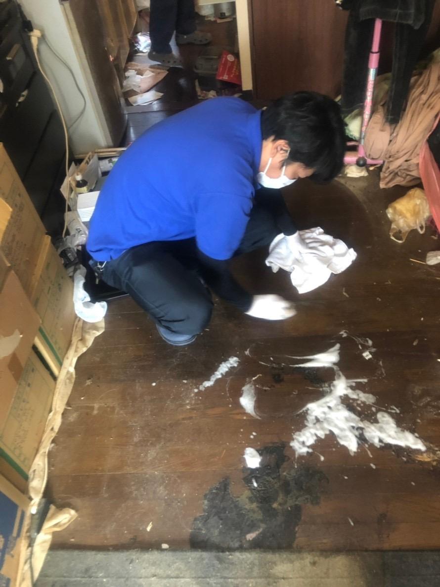 東京都  【特殊清掃】