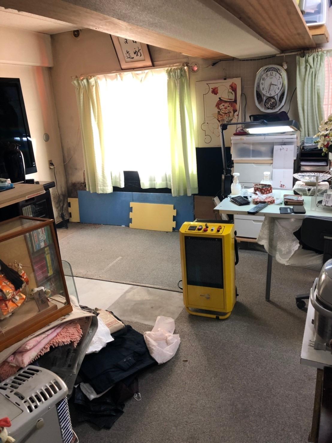 神奈川県  【特殊清掃】