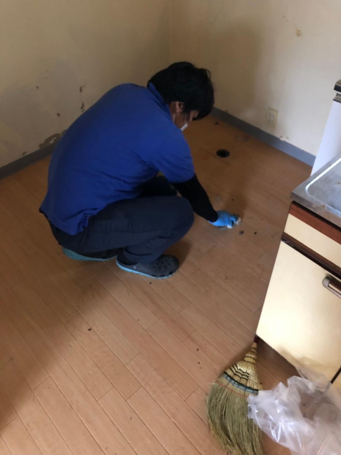 千葉県  【特殊清掃】