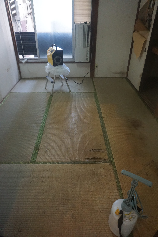大田区 【特殊清掃】