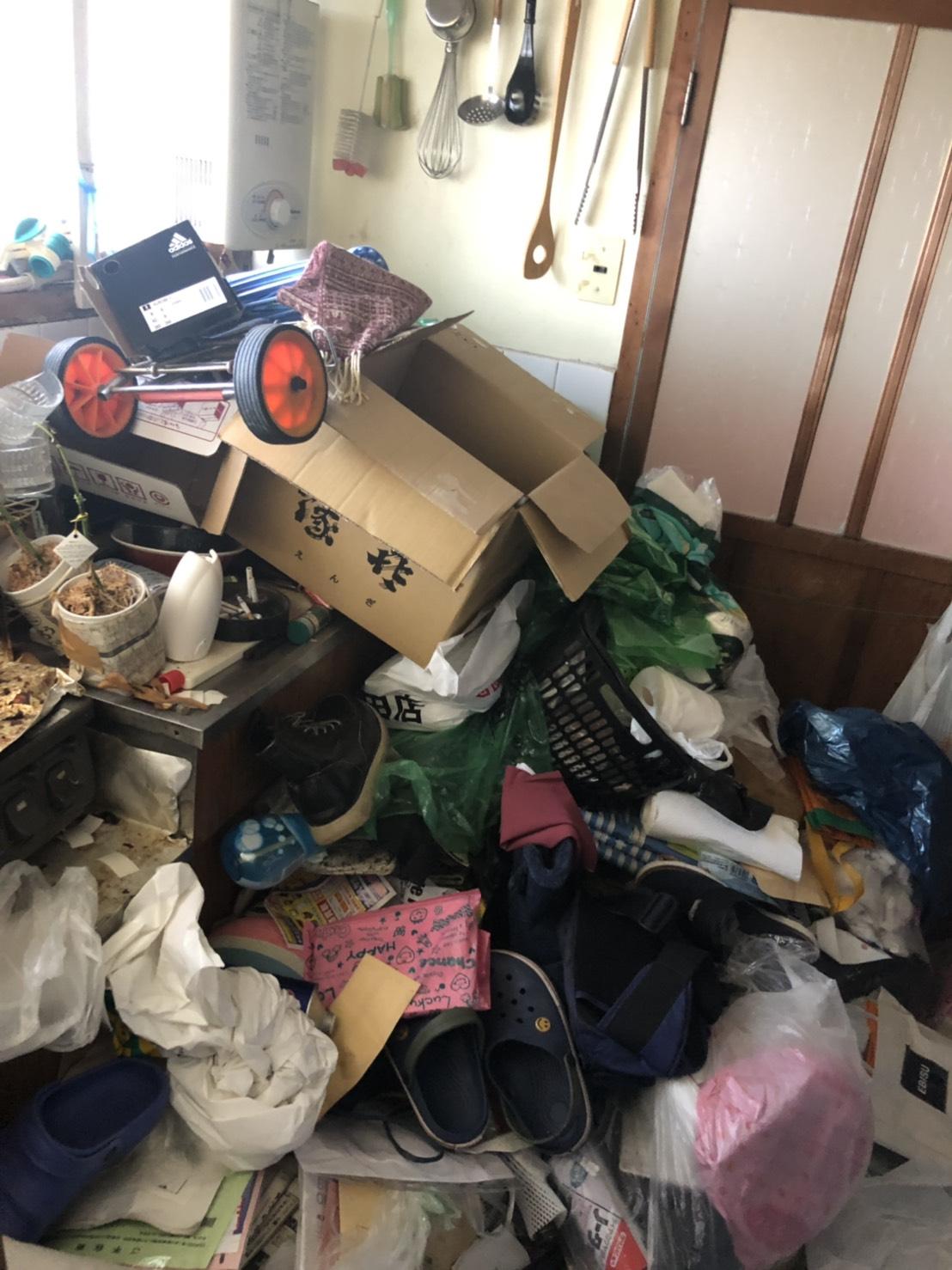 兵庫県【ゴミ清掃】