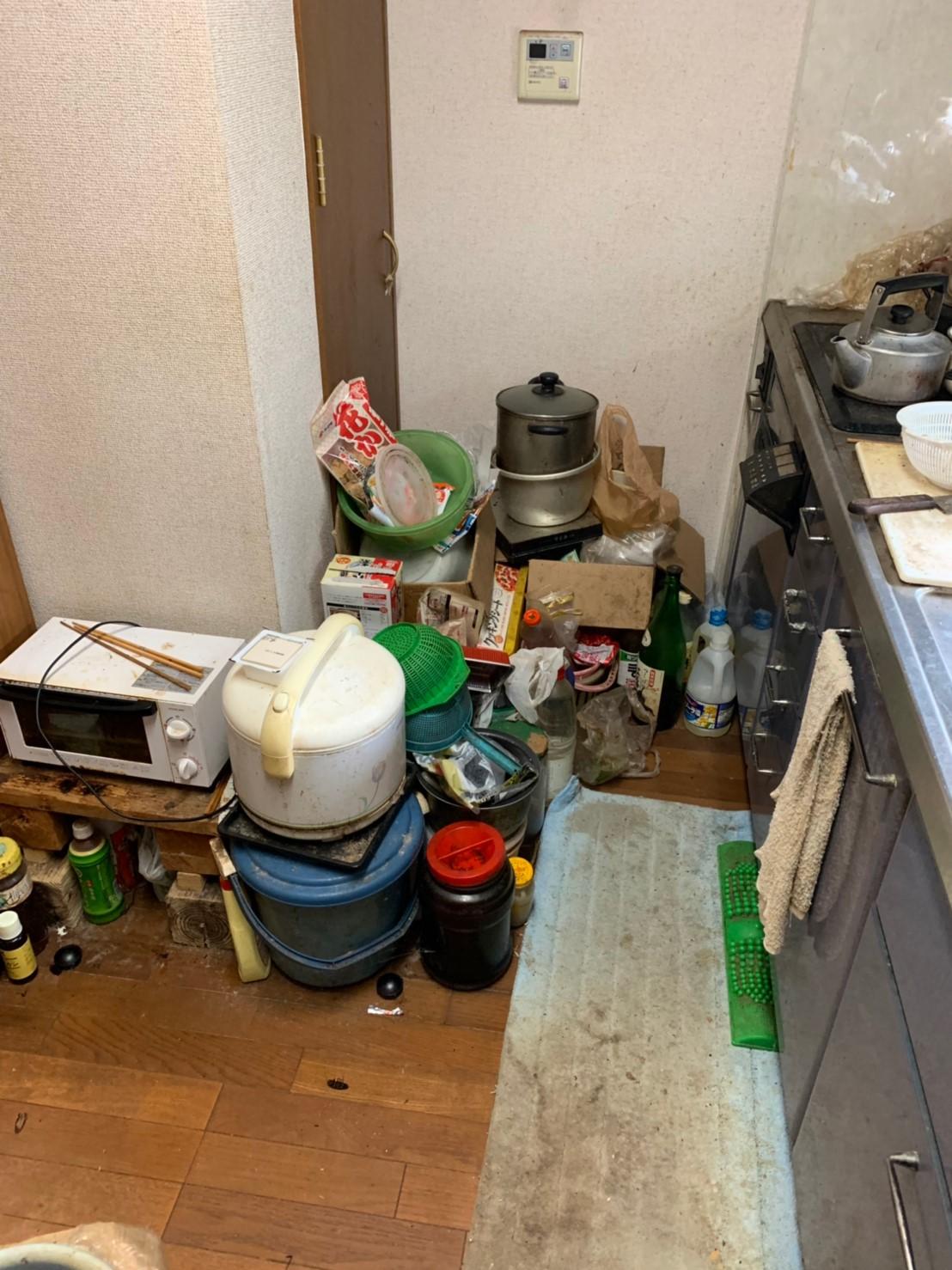 茨城県 遺品整理