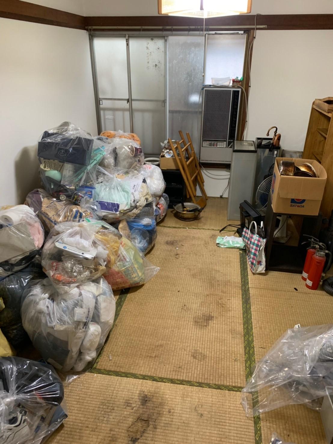 東京都 家財撤去