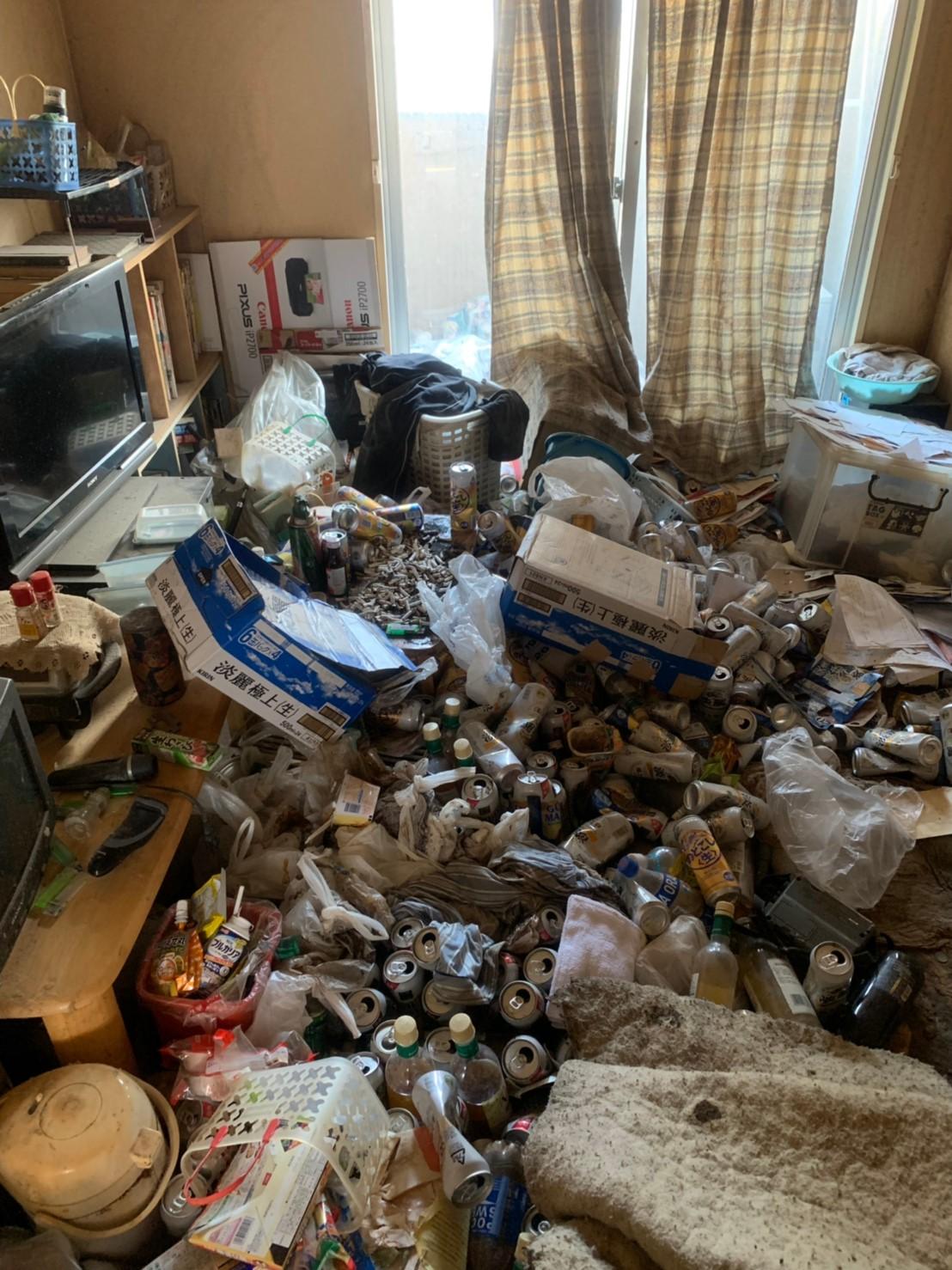 静岡市 【ゴミ清掃】