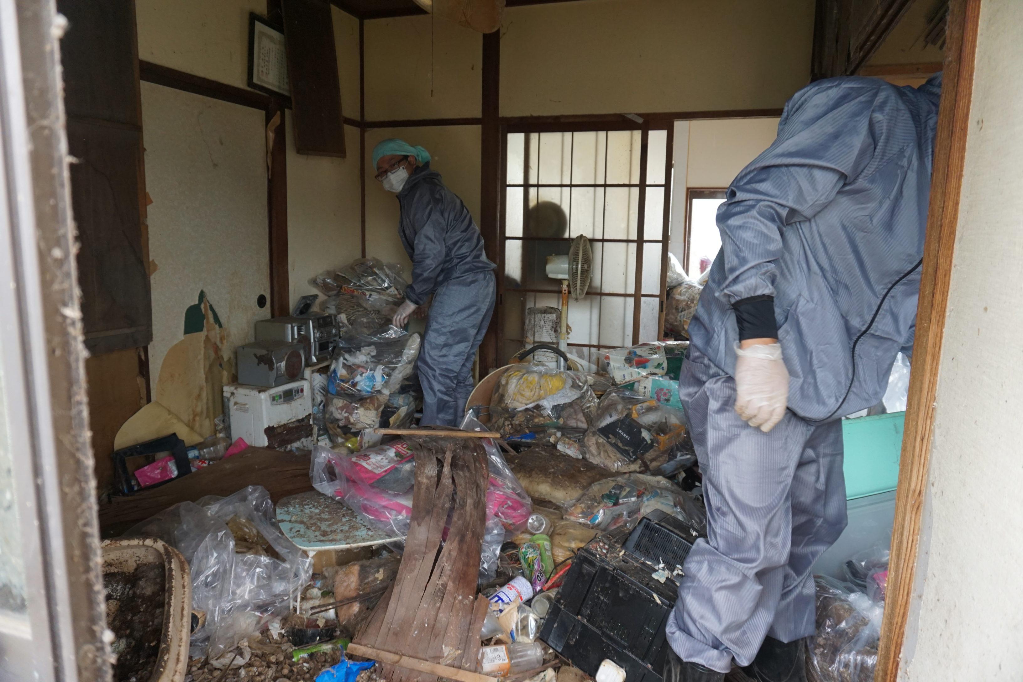 富岡市【ゴミ清掃】
