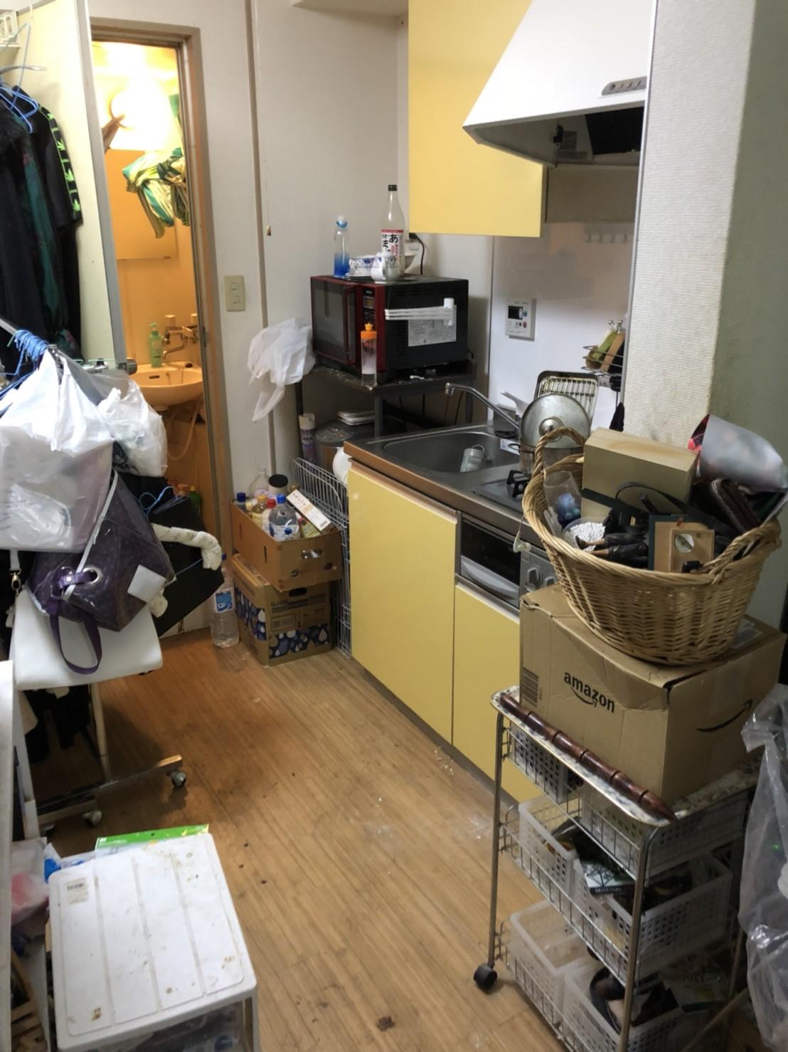 新宿区 【ゴミ清掃】
