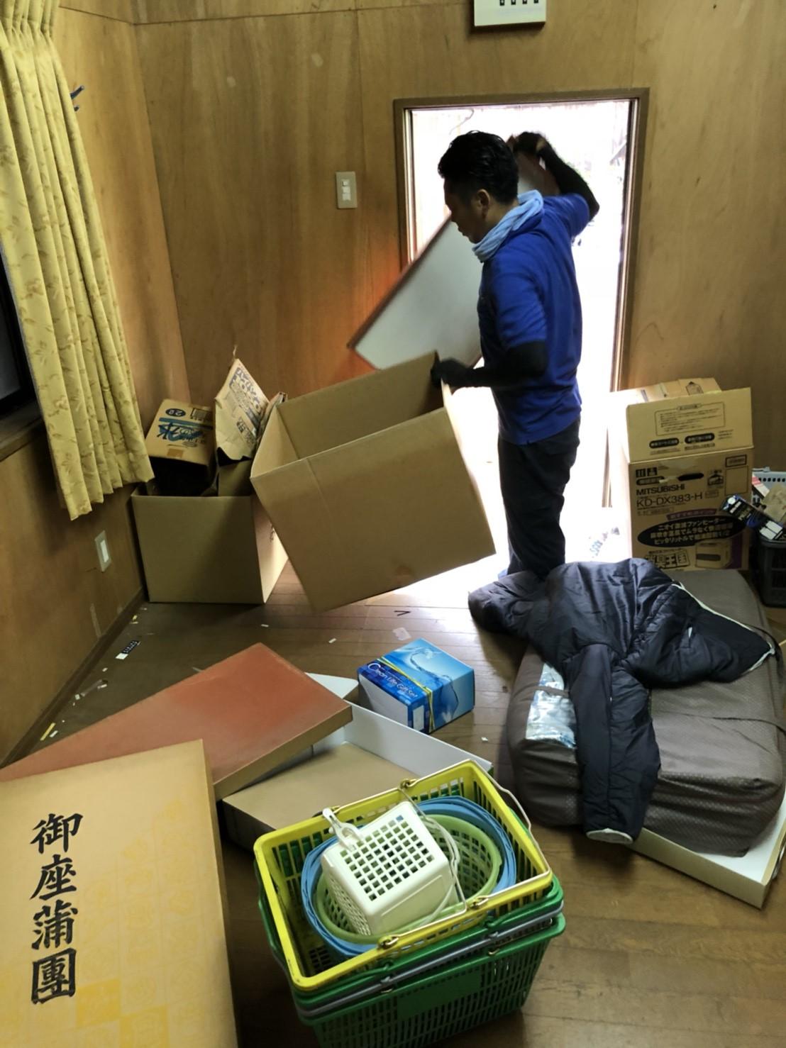 滋賀県 【ゴミ清掃】